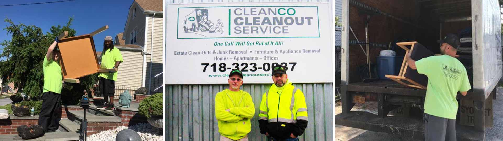 Cleanco Cleanout Services
